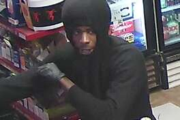Midland Police Department needs help identifying two suspects involved in an aggravated robbery that occurred at Erin's Liquor Store No. 2, 1317 N. Lamesa Road on Dec. 4. Two males entered the store and robbed it at gunpoint.