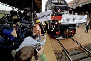 Since opening in June, the Hartford Line has carried more than 300,000 passengers.