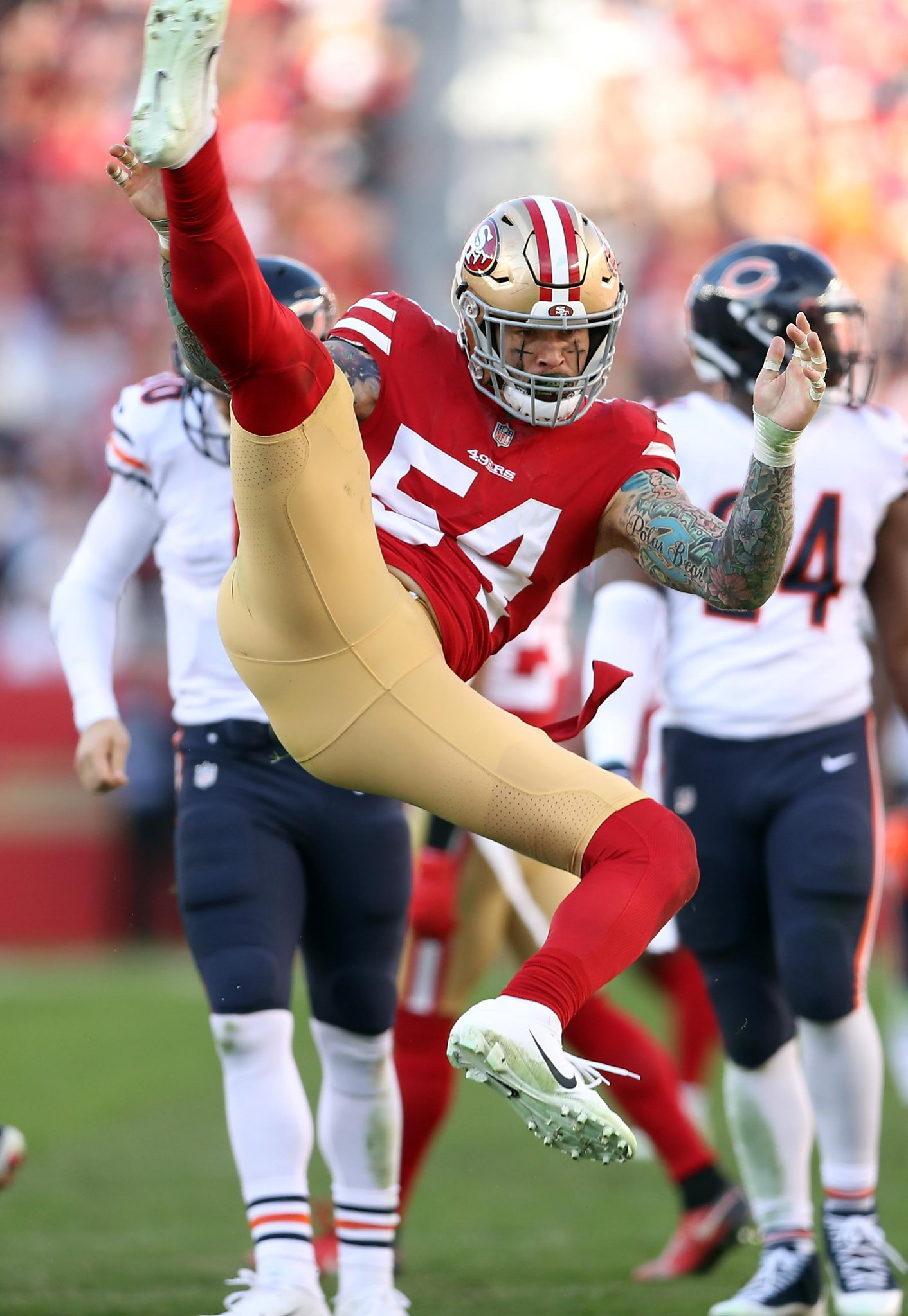 76548151 DE Cassius Marsh returns to Seahawks, signs reported one-year deal ...