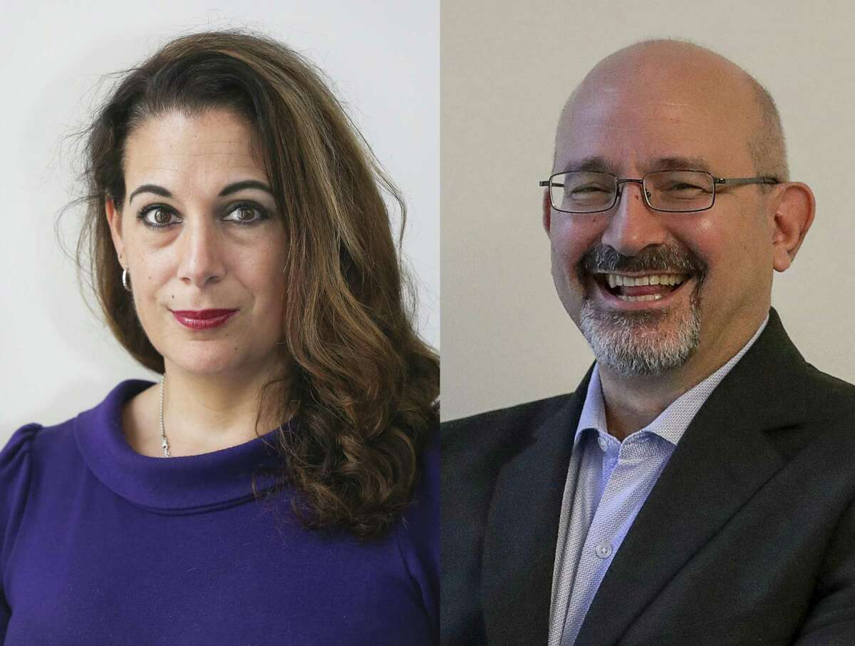 Democrats Gina Calanni, District 132; and Jon Rosenthal, District 135 are both incoming members of the Texas House of Representatives.