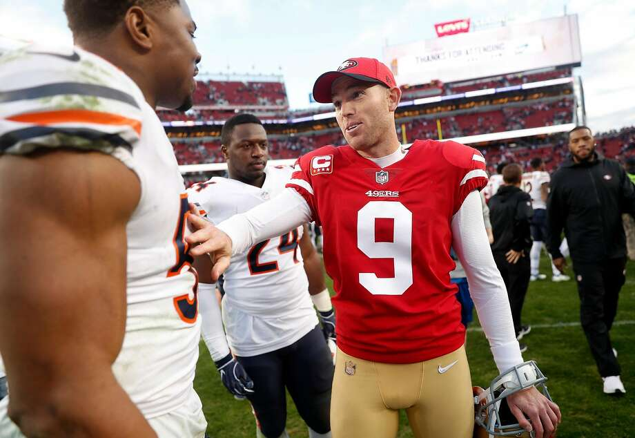49ers kicker Robbie Gould requests trade