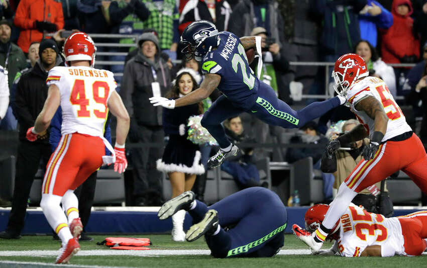 Running backs: J.D. McKissic If Mike Davis winds up leaving the Seahawks in free agency this offseason, the team will need a third running back to pick up the slack behind Chris Carson and Rashaad Penny. J.D. McKissic is the logical option to step up, serving as a third-down back. McKissic made just three appearances last season (four including the playoffs) after missing most of the year on injured reserve with a foot injury, and didn't have a chance to really carve a spot in the rotation. But Seahawks coach Pete Carroll has spoken glowingly of McKissic in the past, praising his versatility and athleticism. McKissic is a more reliable option to step up than C.J. Prosise, who's landed on season-ending IR in three consecutive seasons.