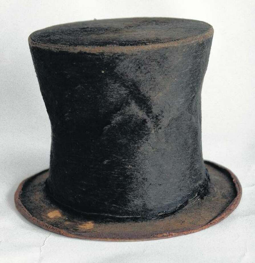 The authenticity of Abraham Lincoln's iconic stovepipe hat at the Abraham Lincoln Presidential Library and Museum in Springfield has been questioned. Photo: Seth Perlman | AP