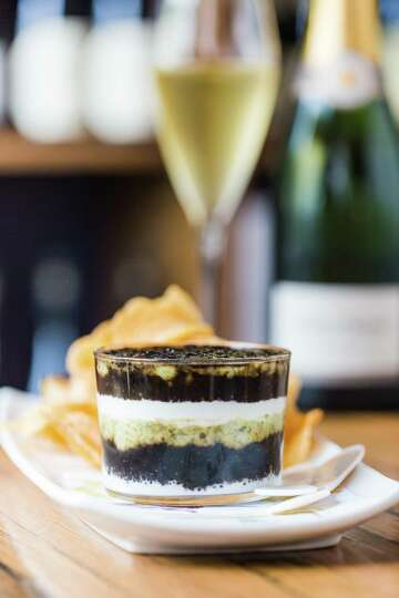 Caviar's eggs-stravaganza showing in Houston