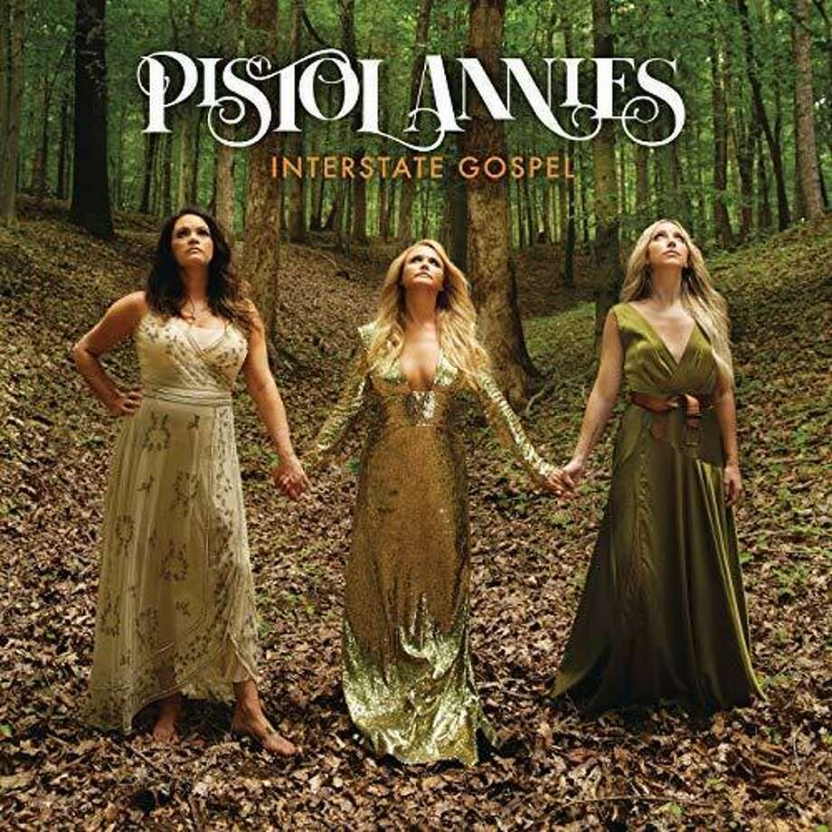 10. Interstate Gospel, Pistol Annies Photo: Sony Music