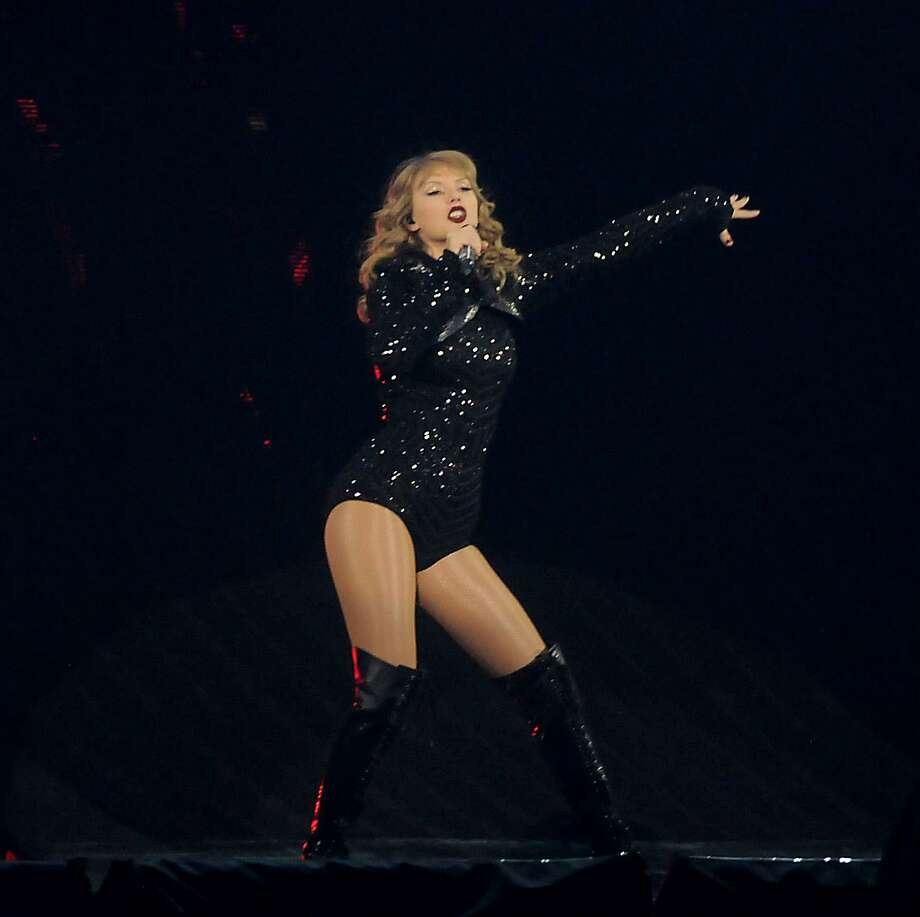 Taylor Swift performs during her reputation Stadium Tour at NRG Stadium Saturday Sept.29, 2018. Photo: Dave Rossman, Contributor / Contributor / 2018 Dave Rossman
