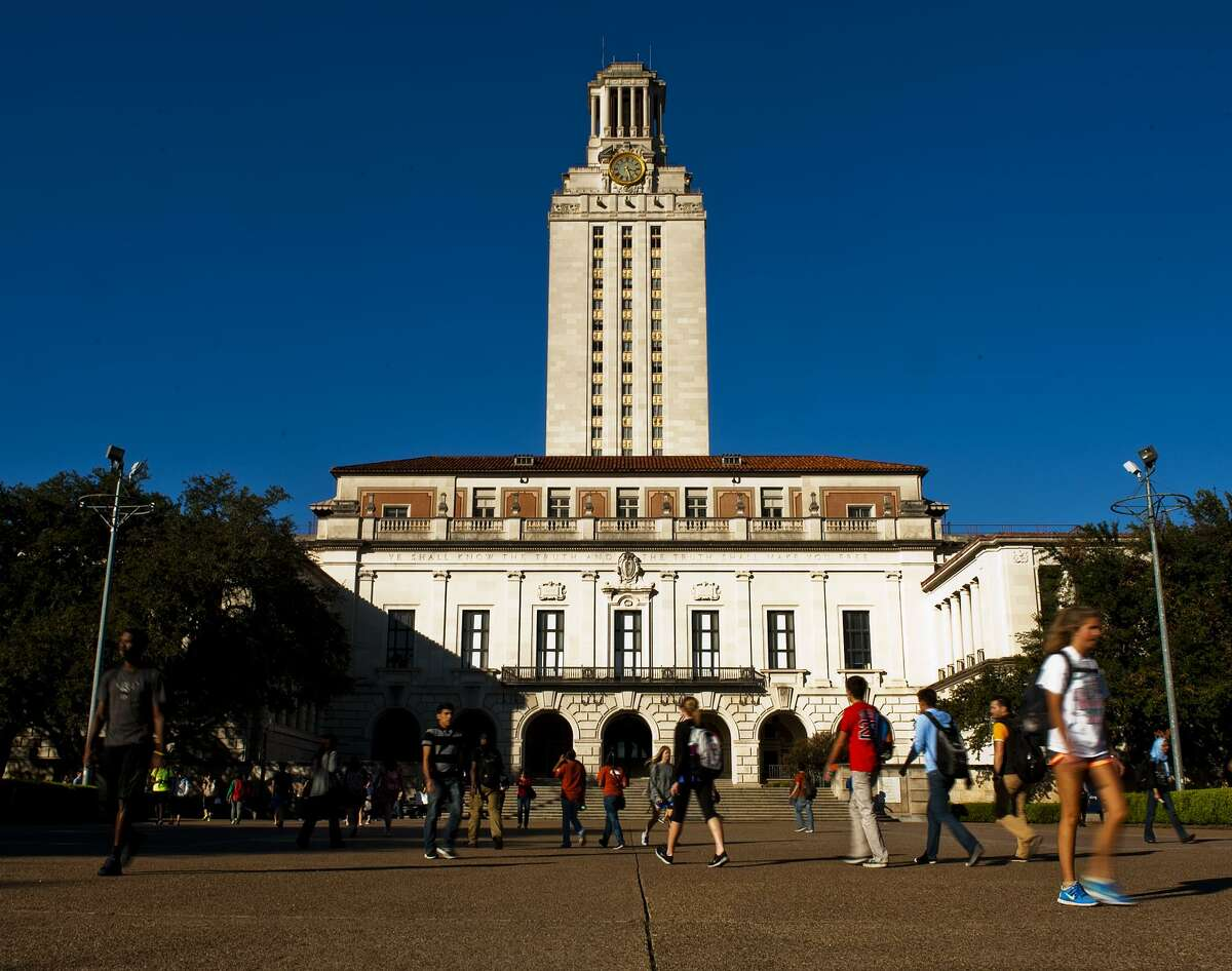 University of Texas at Austin, Austin Tuition (in-state): $10,606 SAT scores (EBRW + math): 1230-1460 ACT scores: 26-33 Acceptance rate: 36 percent Financial aid rating: 79