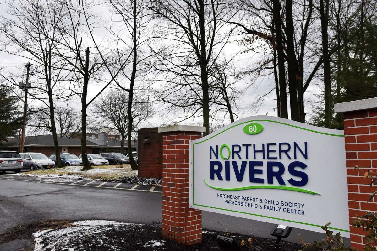 Exterior of the Northern Rivers Family Services campus on Monday, Dec. 17, 2018, at Northern Rivers in Albany, N.Y. (Will Waldron/Times Union)