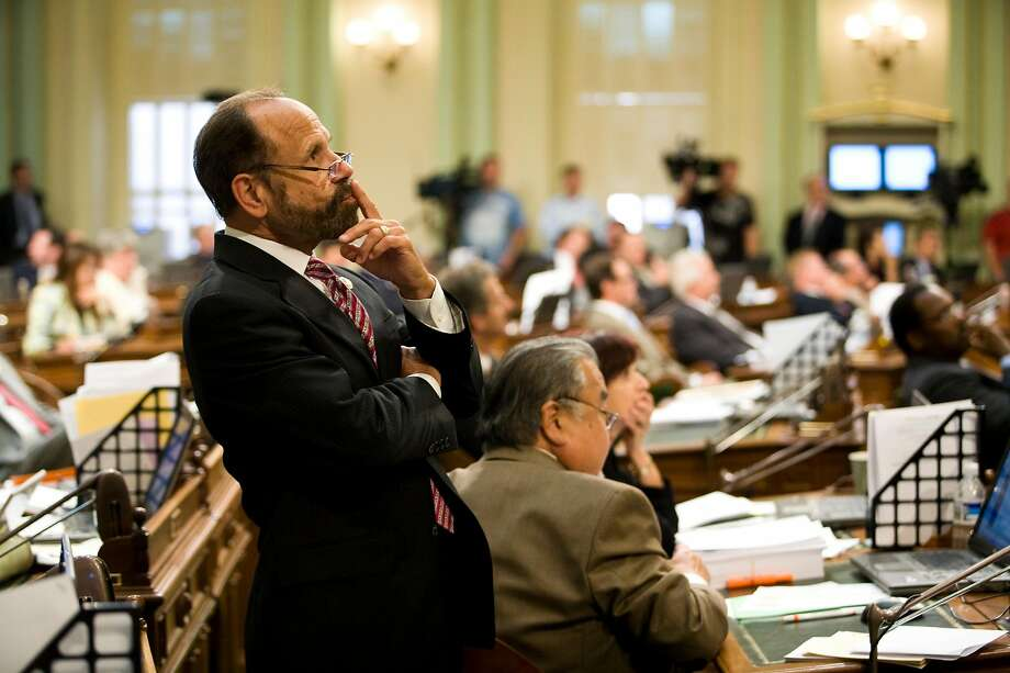 State Sen. Jerry Hill has introduced a ballot initiative that would limit a tax break for heirs of residential property. Photo: Max Whittaker / Getty Images 2009