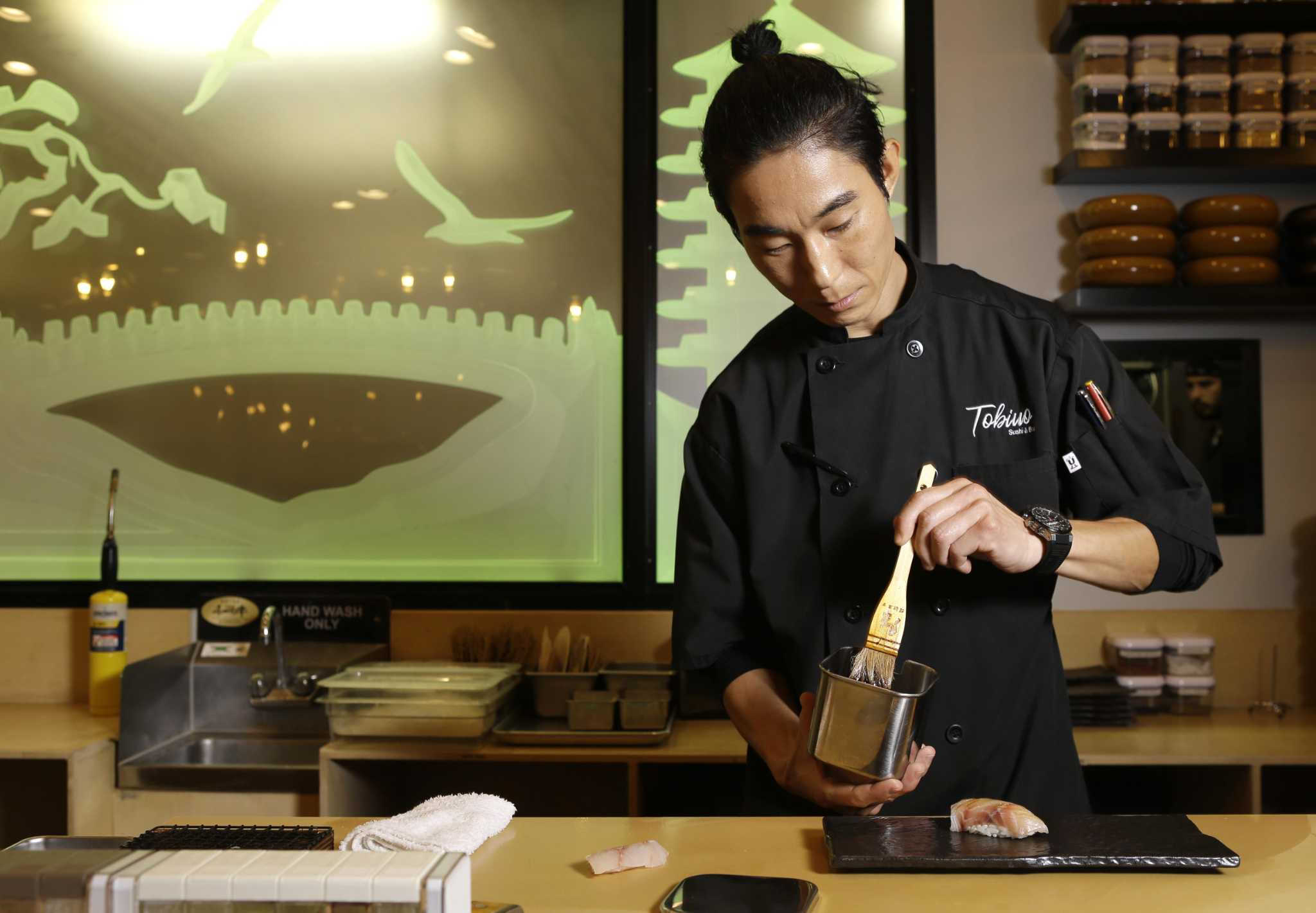 Celebrated sushi chef opening his first restaurant in Midtown in 2020