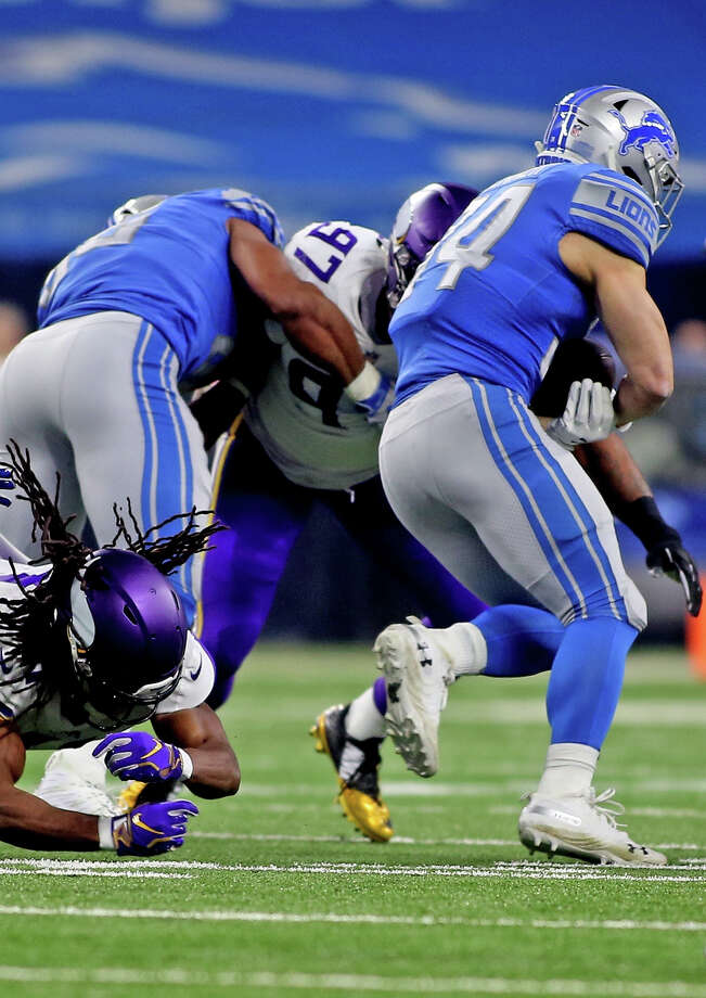 Vikings 27, Lions 9 Photo: Paul P. Adams/Huron Daily Tribune