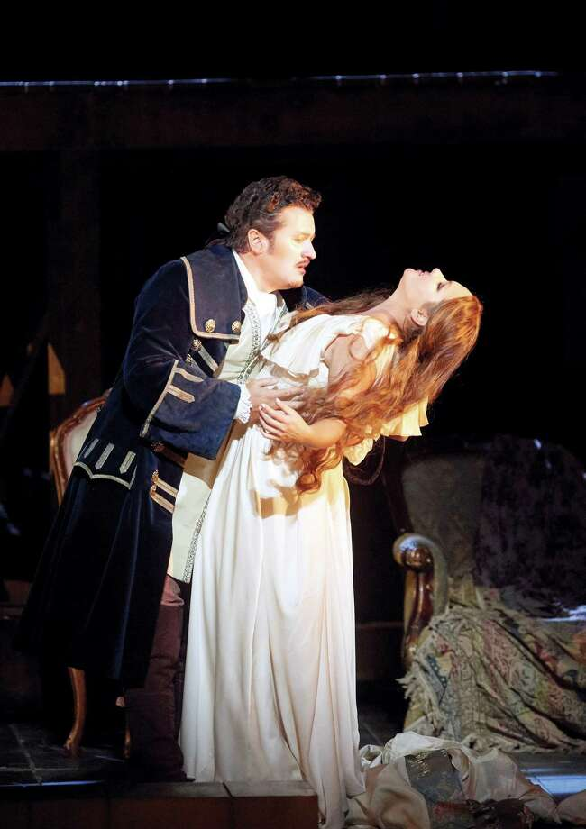 "The Warner Theatre's Met in HD series continues Jan. 12 with ""Adriana Lecouvreur."" Photo: Metropolitan Opera / Contributed Photo / Michael Poehn"