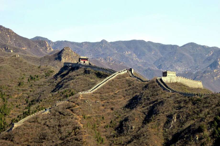A A reader cites the Great Wall of China wall while arguing that the president's border wall will be just as effective. (Hint: The Mongols got in). Photo: Jerome Levine /Chicago Tribune / Chicago Tribune