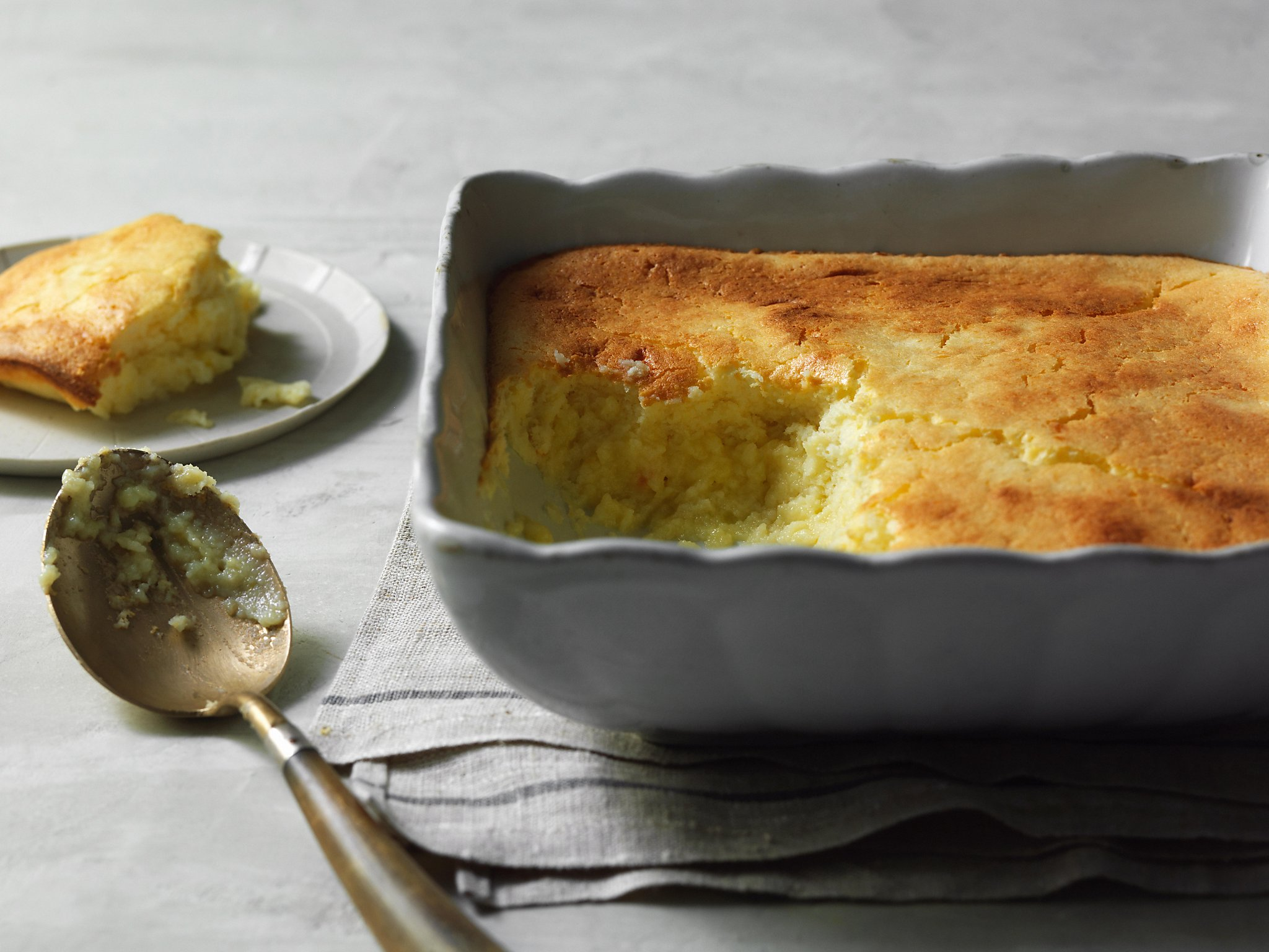 Recipe: How to make Buckeye Roadhouse's Baked Lemon Pudding