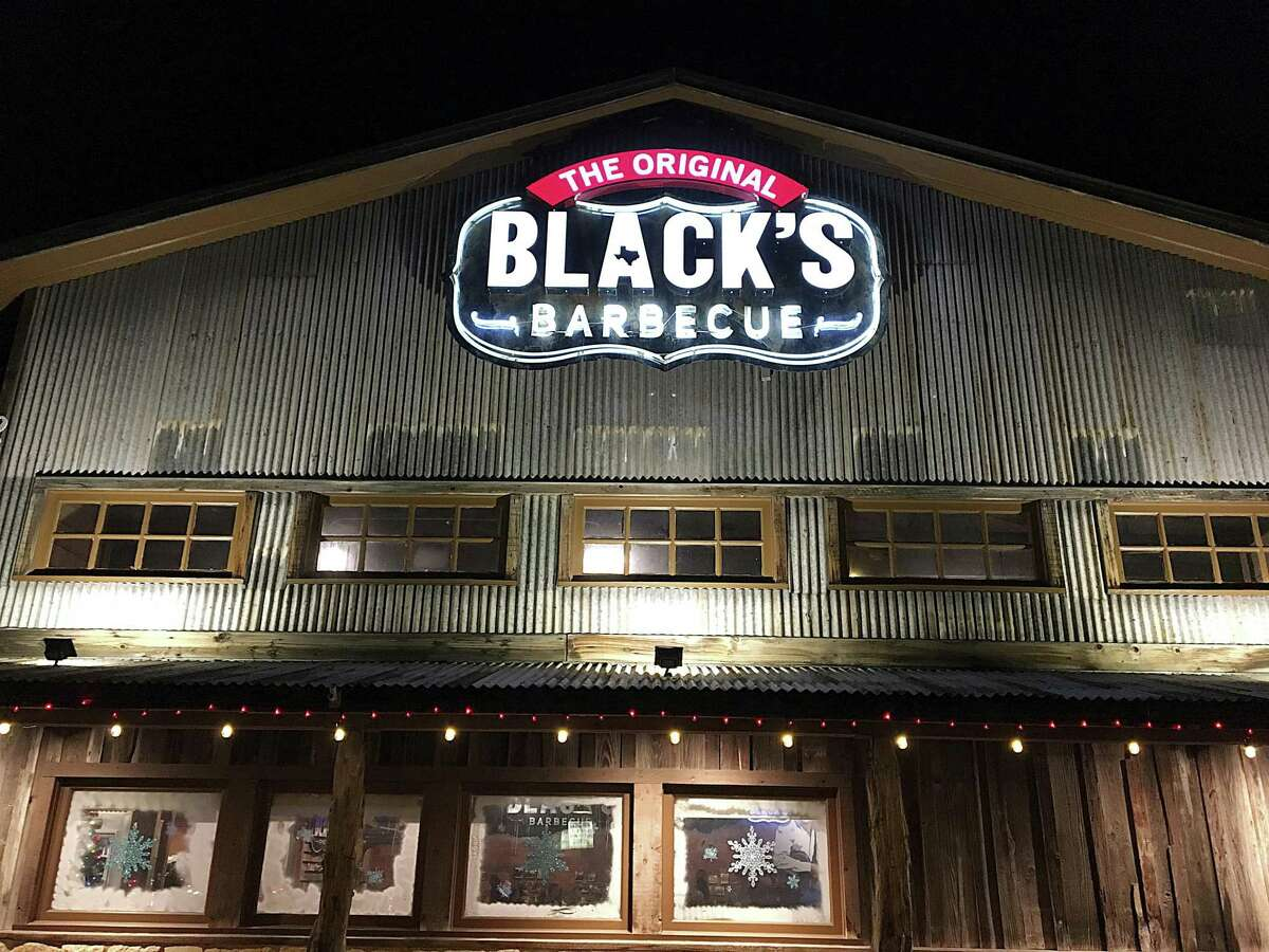The New Braunfels location of The Original Black's Barbecue.
