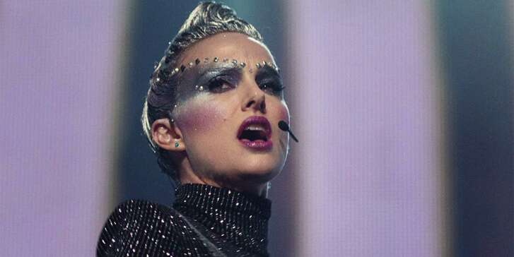 """""""Vox Lux,"""" a sort of anti-""""A Star Is Born,"""" is the best movie of 2018, according to film critic Mick LaSalle."""