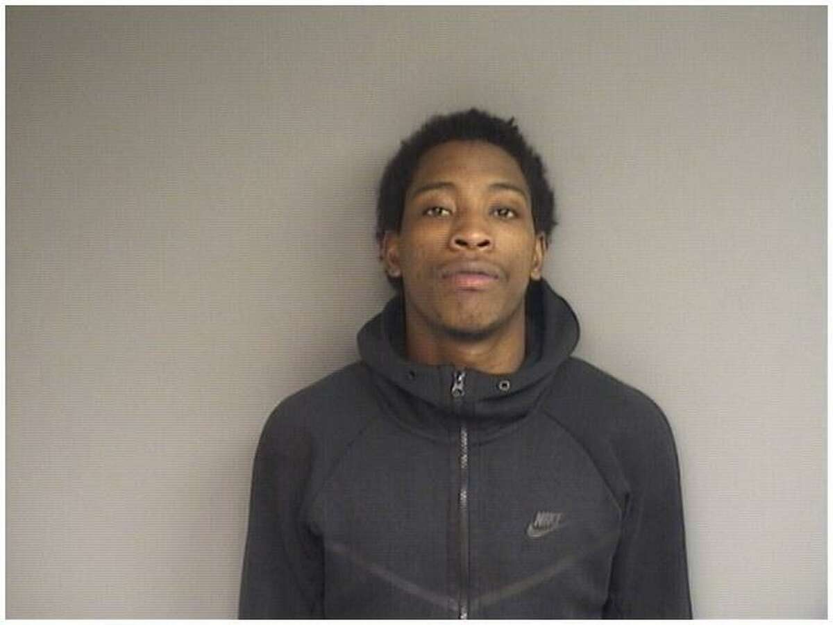 Frank Massey, 24, of Bridgeport, was charged with criminal possession of a weapon after he claimed ownership of a .357 Smith & Wesson revolver that police found on the roof of a home they searched Feb. 21 on Connecticut Avenue.