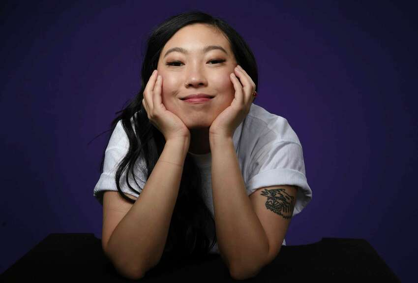 Awkwafina. Nana Kwame Adjei-Brenyah. Taofeek Abijako. The first two are University at Albany alumni. The last graduated from Albany High School. All three are young. All three are living embodiments of America's diverse roots: Awkwafina, above, is the daughter of a South Korean-immigrant mother and a Chinese-American father, Adjei-Brenyah is a son of Ghanaian immigrants, and Abijako arrived here with his family from Nigeria.