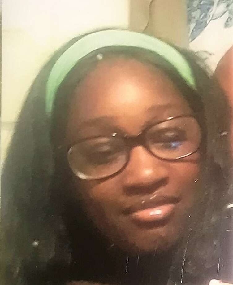 """Name: Tr'Alicia """"Cookie"""" Howard  Date of birth: Feb. 11, 2002 Last seen: Nov. 2, 2018 in Houston Circumstances: Howardhas a medium build and was last seen wearing a white shirt with blue jeans, and knee high black boots. She wears black and gray glasses and walks with a limp on her left leg. She is possibly in the company of a 16-year-old boy. Photo: Texas Department Of Public Safety"""