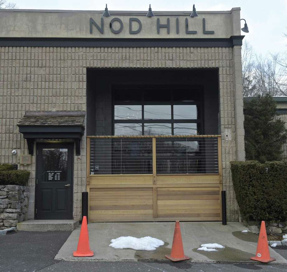 Nod Hill Brewery, in Ridgefield, Conn. Thursday, March 15, 2018. Photo: H John Voorhees III / Hearst Connecticut Media / The News-Times