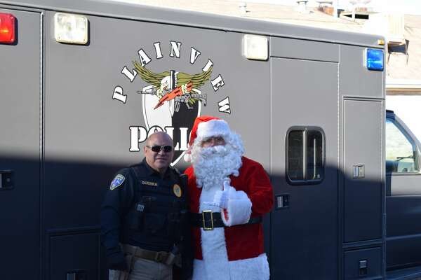 The Plainview Police Department delivered toys to kids around town last week. The Plainview Police Department delivered toys to kids around town last week. Here are some photos of officers, dispatchers, their families and other volunteers as they packed vehicles to make the delivery.