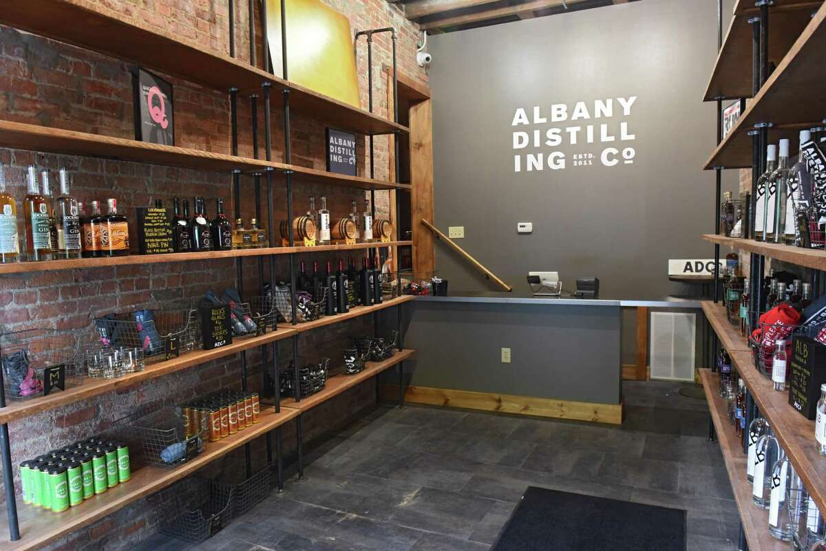 Albany Distilling Co. and Albany Center Gallery are presenting the First Annual Winter Art Fest Saturday at The Albany Distilling Company Bar and Bottle Shop, 75 Livingston Ave. in Albany. Get details.