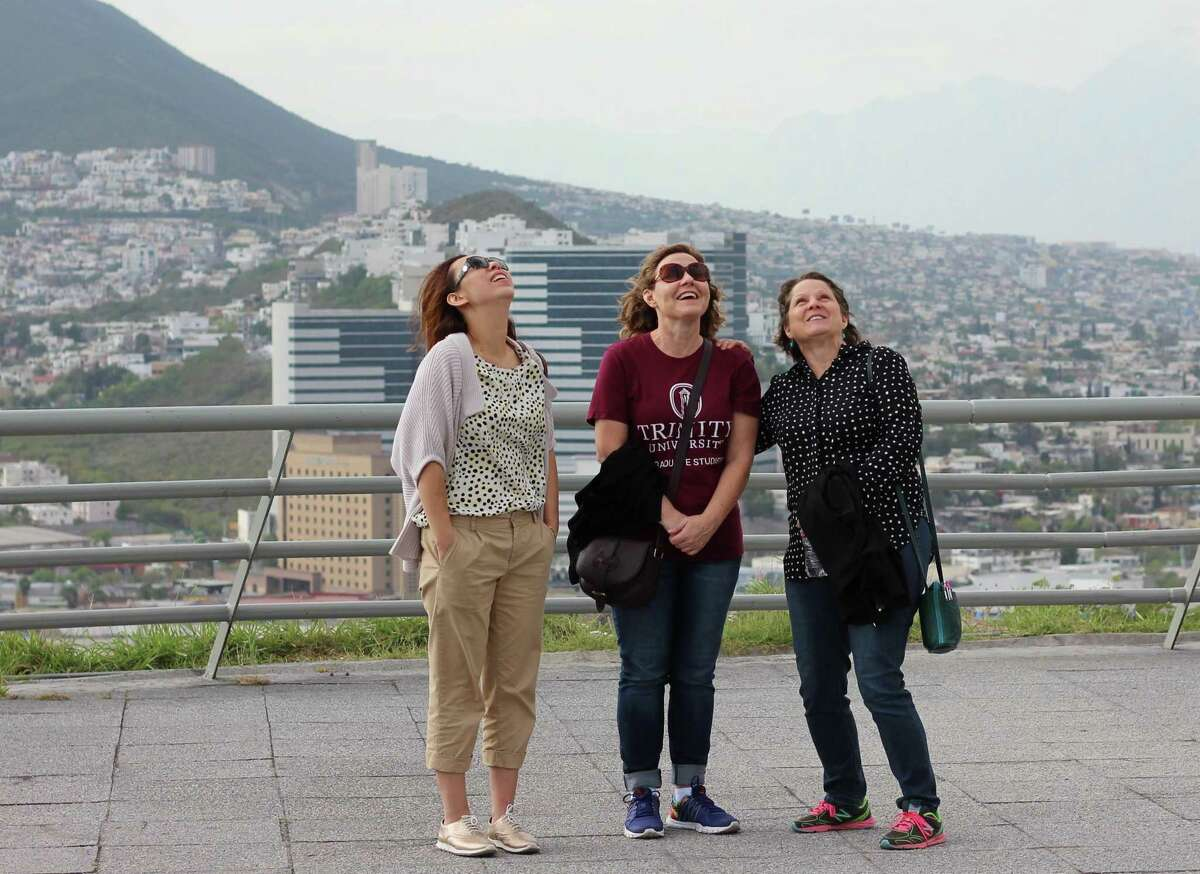 Trinity University students traveled to Monterrey in 2017 on a university-sponsored study trip for the first time since the program was paused in 2011 due to safety concerns.