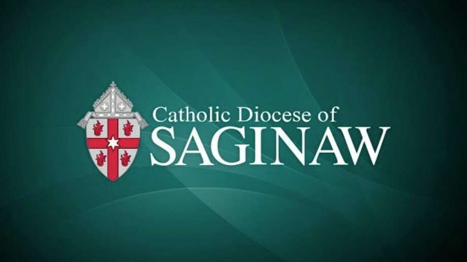 This is the logo of the Saginaw Diocese, which includes Catholic parishes from the Upper Thumb.