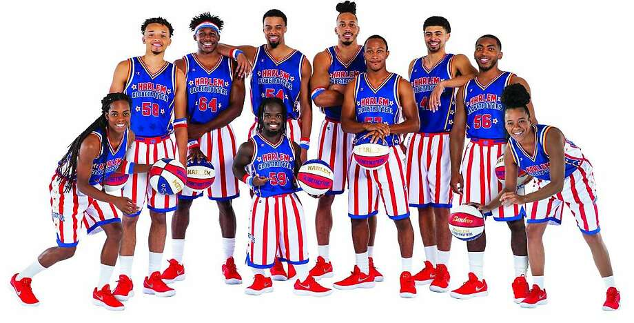 The Harlem Globetrotters are coming to Oakland's Oracle Arena. Photo: Harlem Globetrotters