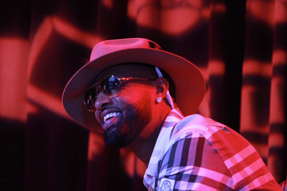 Slim Thug: Houston rapper rings in the new year in his own way. 9 p.m. at House of Blues, Foundation Room, 1204 Caroline; $75; 888-402-5837, houseofblues.com.houston.