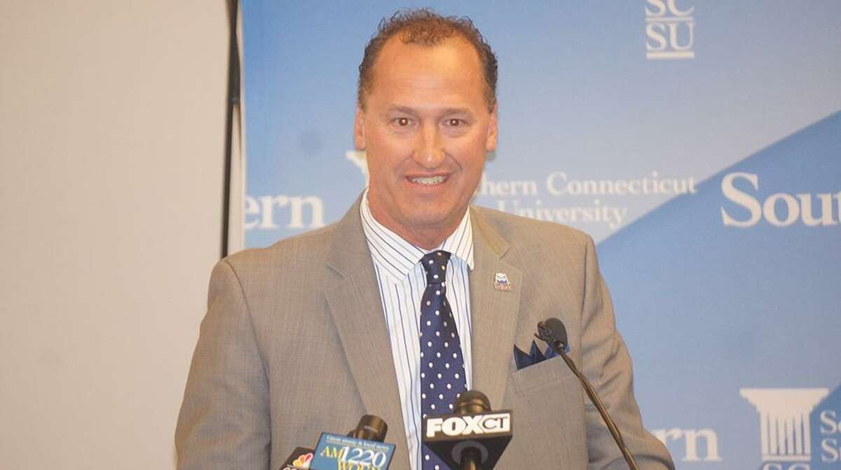 Southern Connecticut State athletic director Jay Moran.