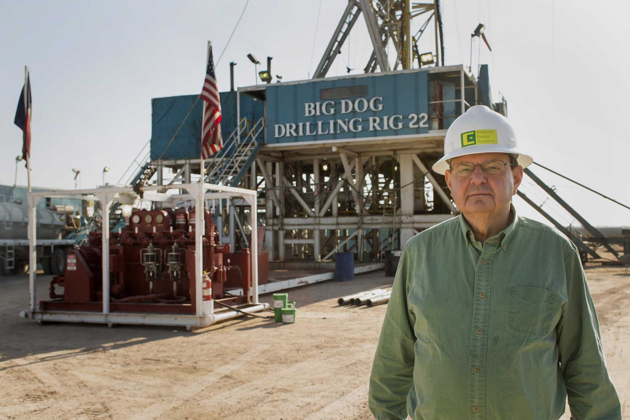 Wildcatter billionaire not giving up Permian Basin without a fight