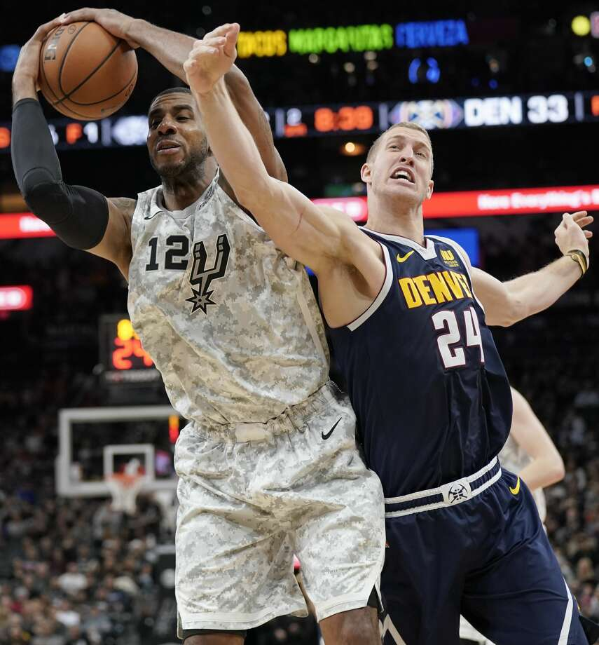 Spurs Return From Christmas Break To Down Nuggets