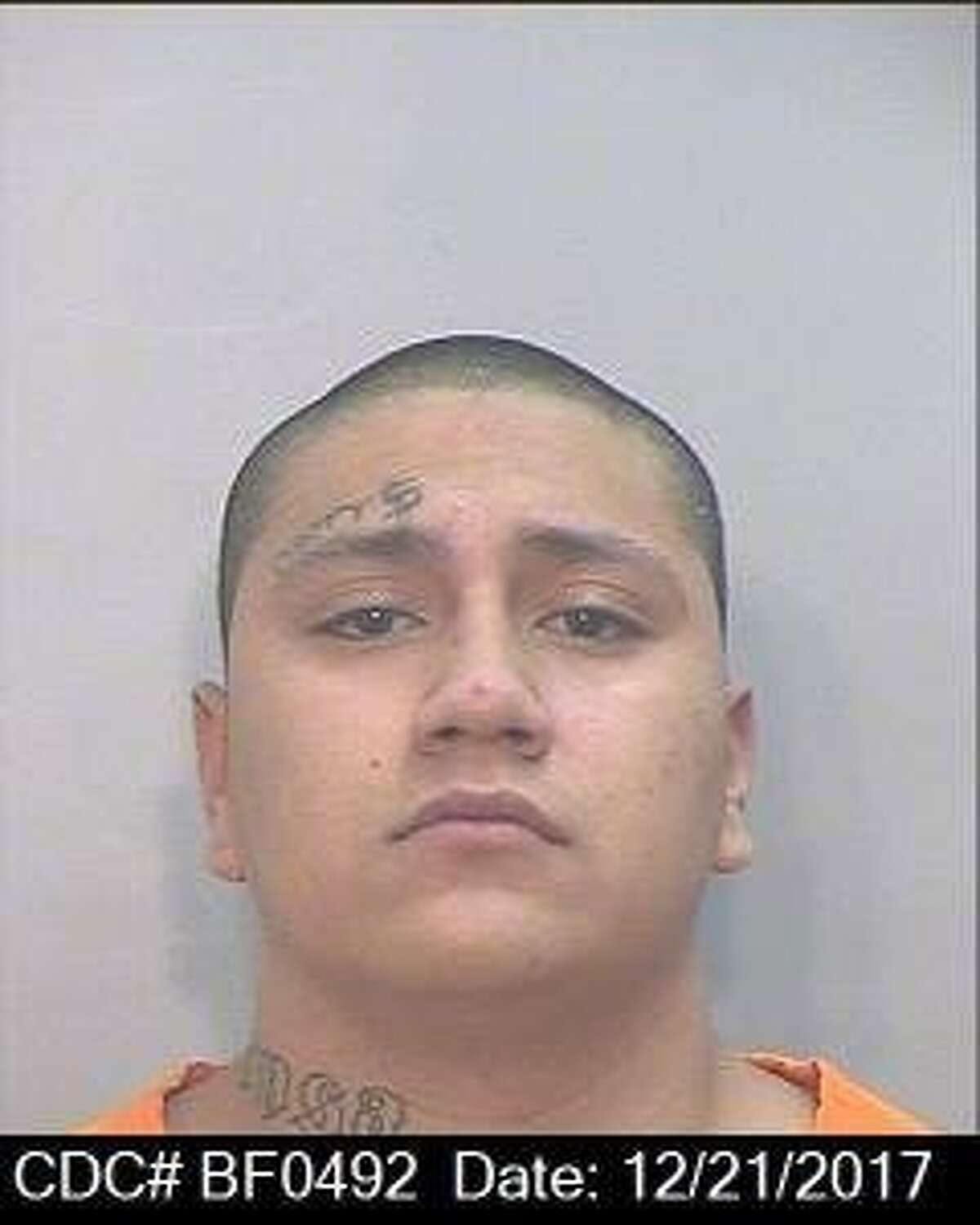 San Quentin State Prison officials said inmate Shalom Mendoza, 21, escaped from the facility on Wednesday night, prompting a manhunt.