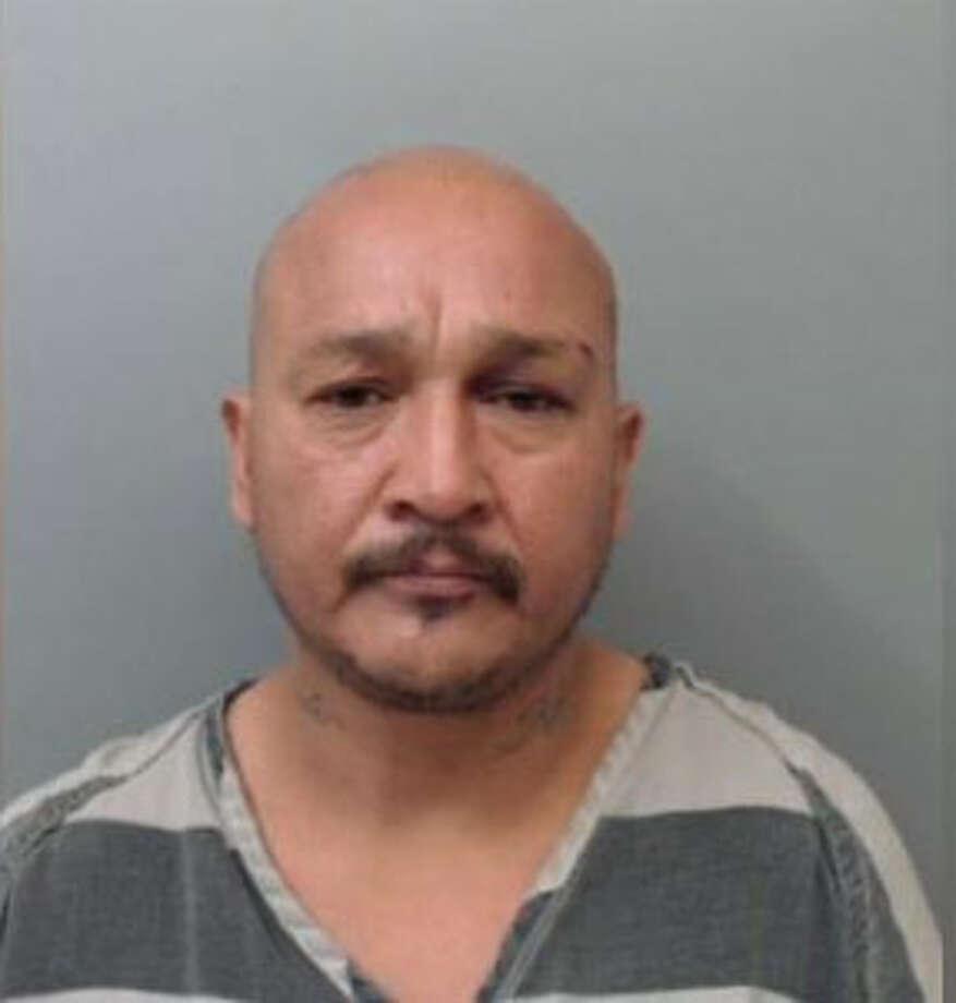 Ignacio Alvarez, 48, was charged with felony theft. Photo: Webb County Sheriff's Office