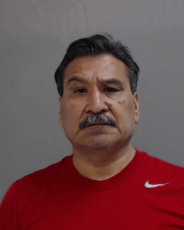 Hidalgo Police Chief Rudy Espinoza was arrested on Dec. 27, 2018 by Hidalgo county deputies on a domestic violence charge. Photo: Hidalgo County Jail