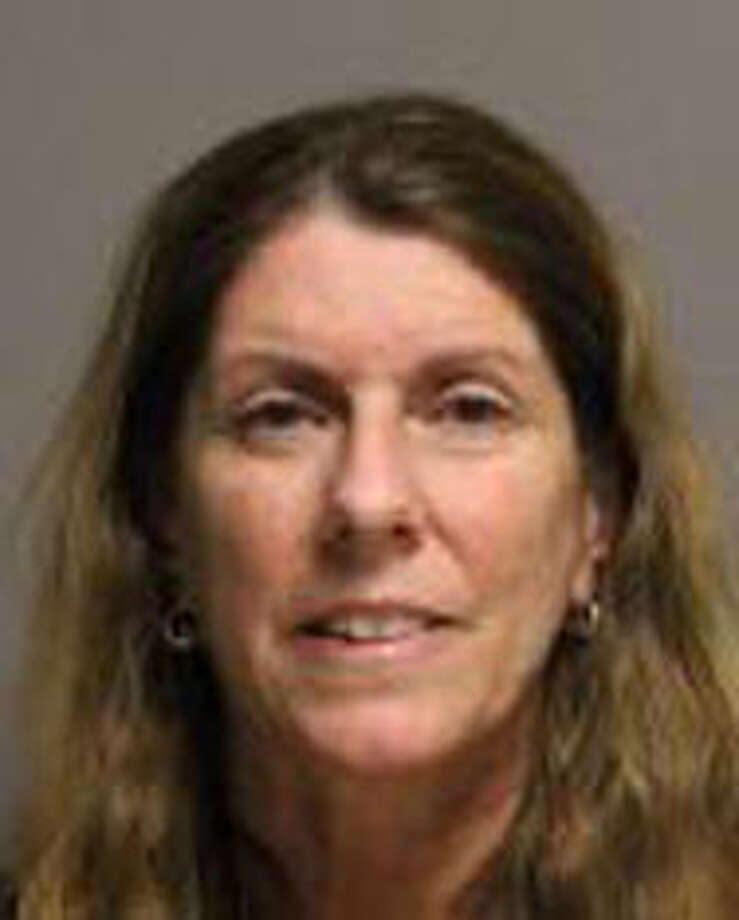 Carmella Mantello, 53, of Troy. The Troy Council president was arrested for DWI Wednesday night in Clifton Park at the end of what State Police describe as an aggressive driving episode. (New York State Police)