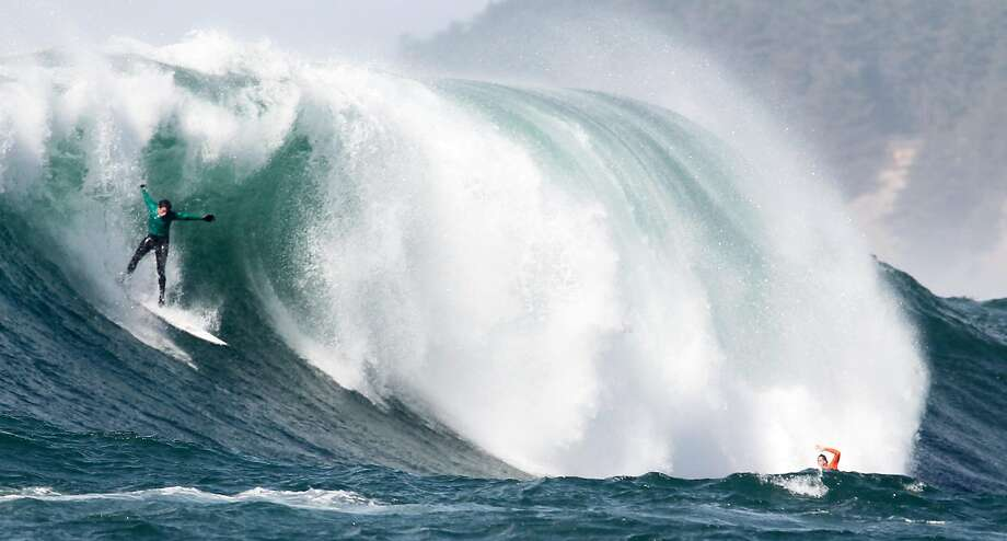 World Surf League not holding Mavericks this year due to costs, logistical concerns