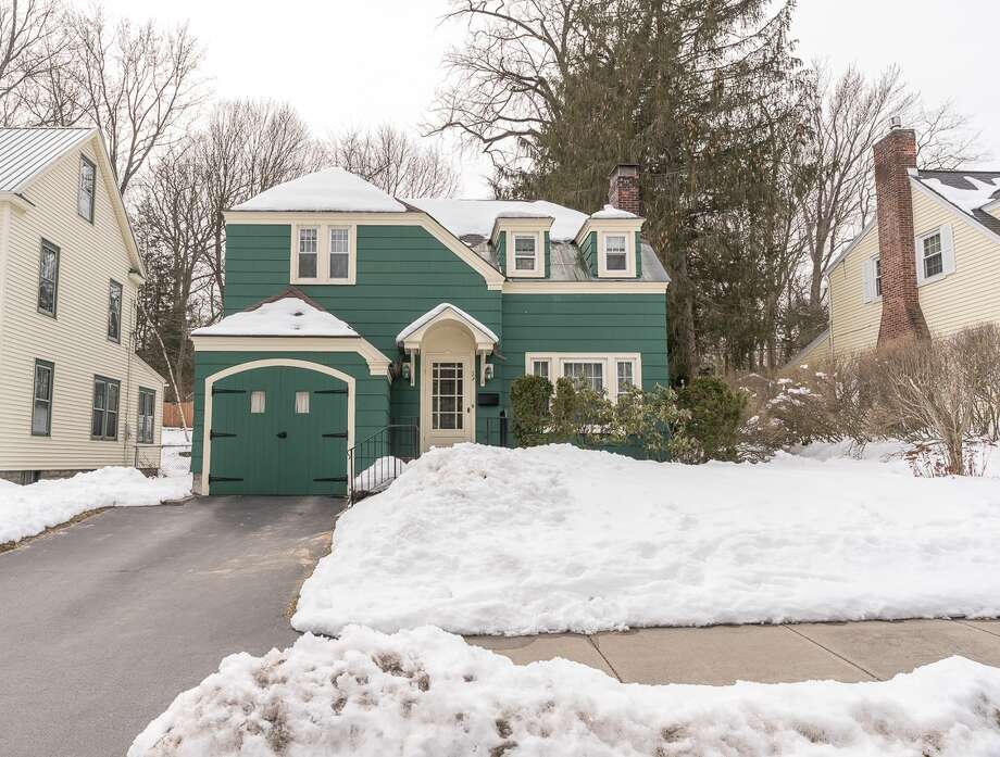 The house at 108 Washington Rd. in Scotia sold for nearly $5,000 more than its $159,800 asking price. See gallery. (Robert Kristel/ Production House Studios)