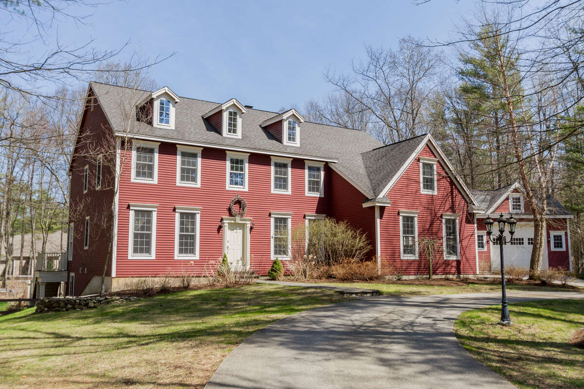 10 Stony Brook Drive in Saratoga Springs was listed at $897,750 but closed at $900,000. See gallery (Photo by Rebecca Hoey)