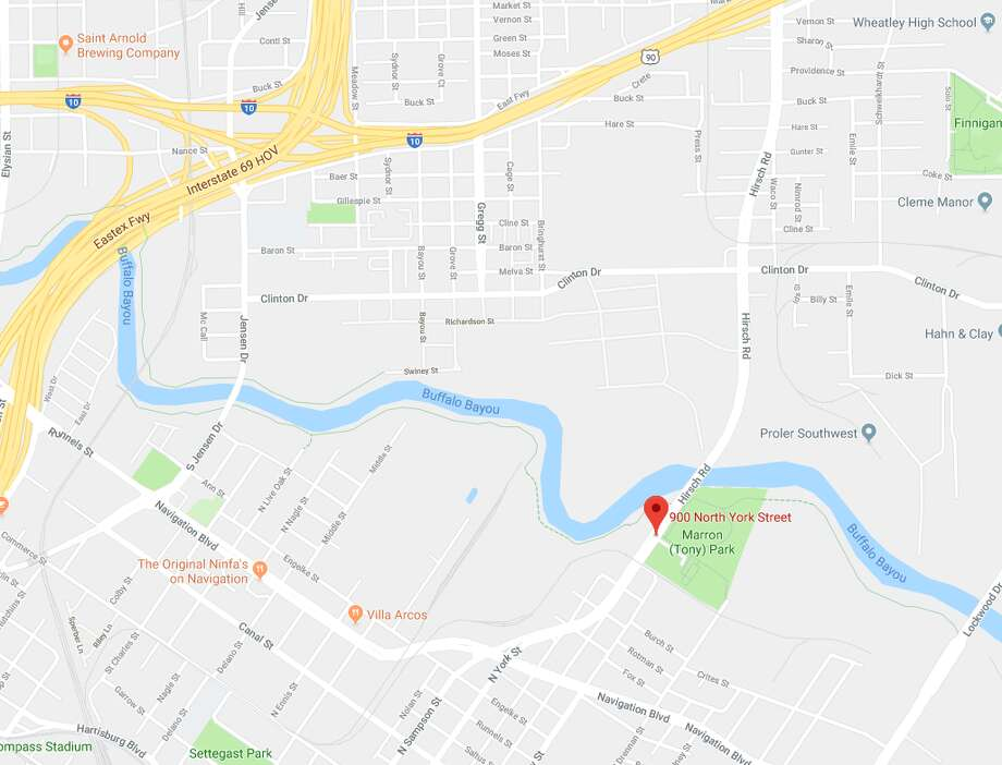 Bayous In Houston Map.Houston Police Responding To Report Of A Body Found In Buffalo Bayou