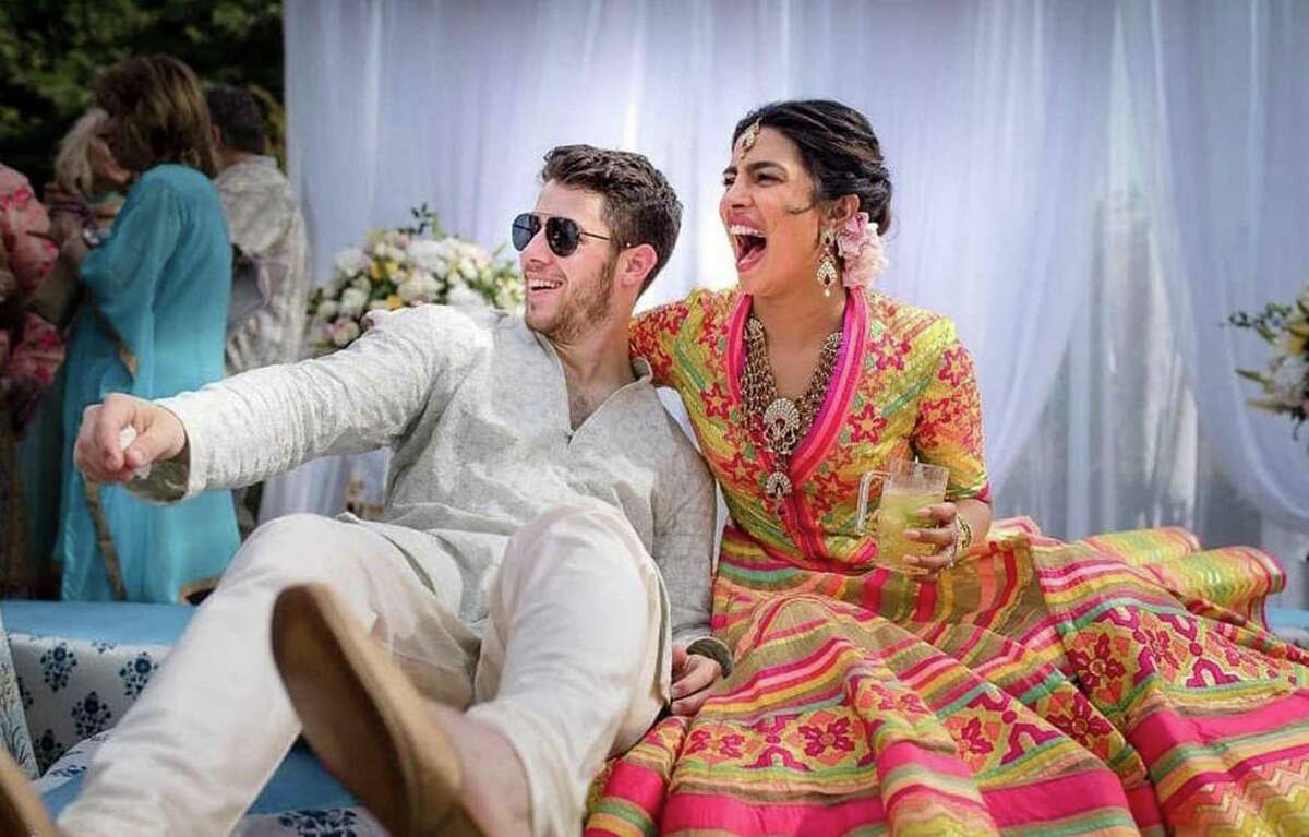 Nick Jonas and Priyanka Chopra: Despite their 10-year age difference, the Jonas brother and Bollywood actress/Miss World 2000 tied the knot in not one but three globe-spanning, over-the-top weddings.