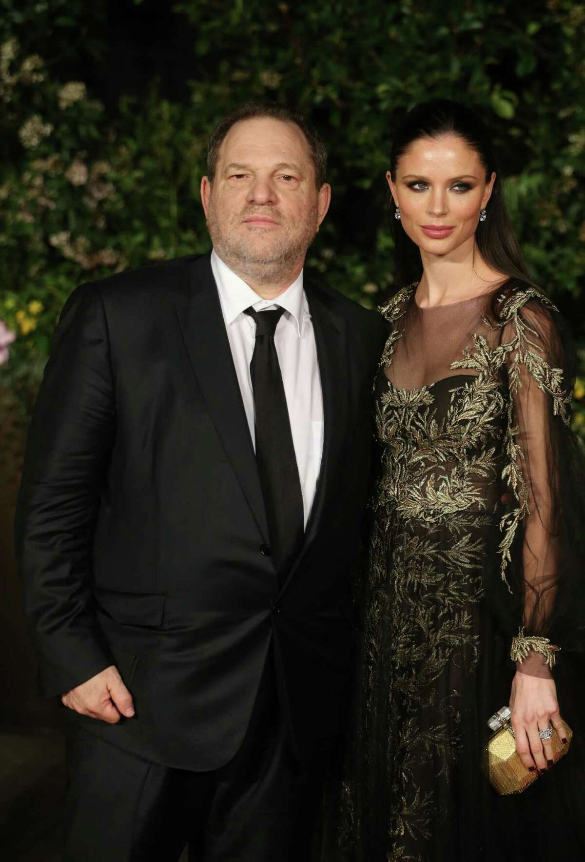 Harvey Weinstein and Georgina Chapman: The disgraced Hollywood producer and fashion designer finally reached a divorce agreement. After allegations of sexual misconduct, the Marchesa co-founder issued a statement on the couple's would-be 10th anniversary: