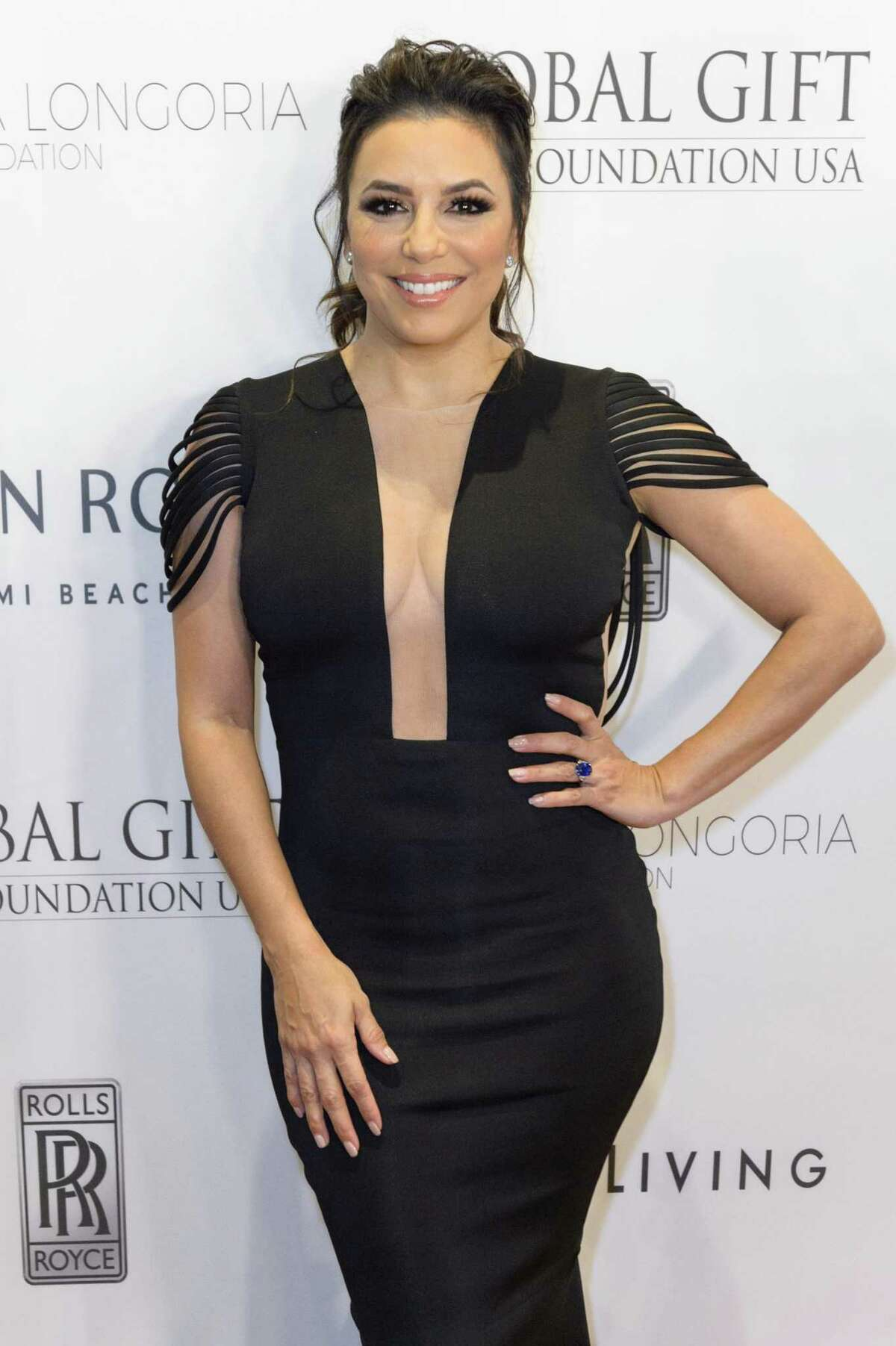 Actress Eva Longoria Baston