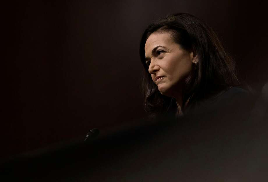 While Sheryl Sandberg, Facebook's chief operating officer, has been outspoken about getting more women in positions of power, she is one of only two women on Facebook's board. The company would have to add more by the end of 2021 under California's new boardroom mandate. Photo: Eric Thayer / New York Times