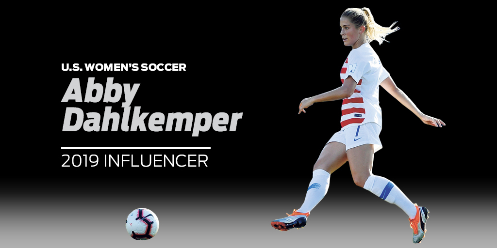 Abby Dalhkemper's journey to the spine of U S  women's national team