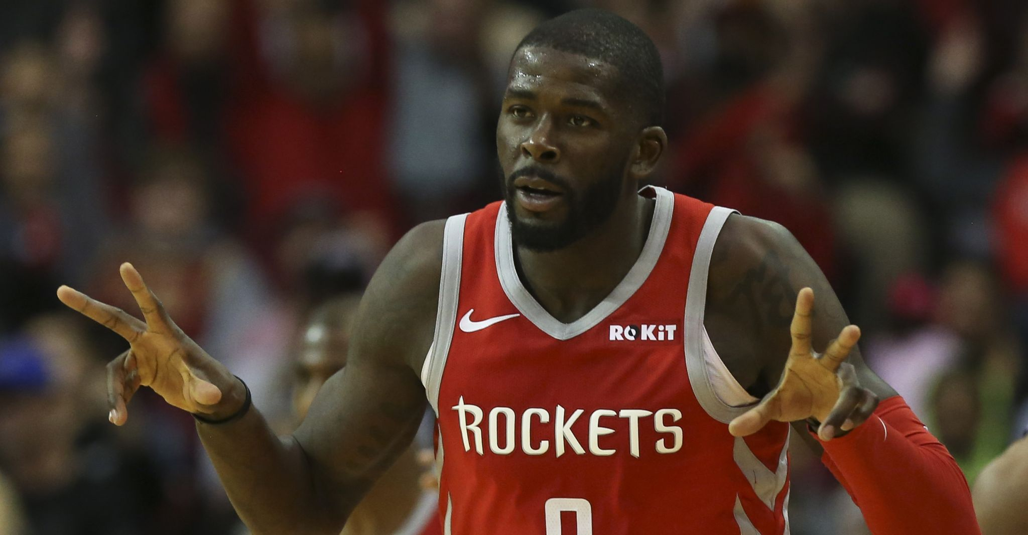 Source: Rockets to trade James Ennis III to 76ers