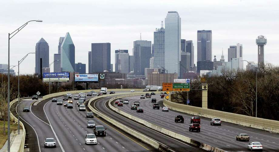 1. Dallas BH&J Index score: 0.98 (-1 meaning it is a better investment to buy, 1 meaning it is better to rent and invest the remaining money) Photo: Tony Gutierrez, STF / Associated Press / Copyright 2018 The Associated Press. All rights reserved.