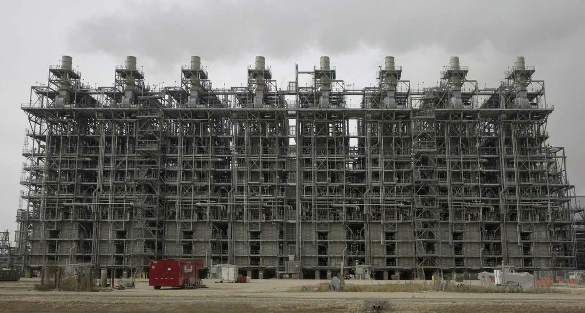 The back-furnances at Chevron Phillips Chemical's newest world-scale cracker unit at Cedar Bayou Plant on Tuesday, Dec. 18, 2018, in Baytown. The unit has eight furnances. It took five years to build this unit, which opened in early 2018. The company now has announced another major project on the Gulf Coast in partnership with Qatar Petroleum. NEXT: See the world's largest refineries.