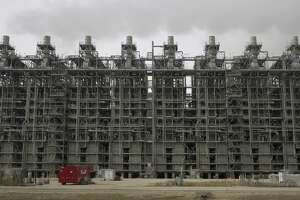 The back-furnances at Chevron Phillips Chemical's newest world-scale cracker unit at Cedar Bayou Plant on Tuesday, Dec. 18, 2018, in Baytown. The unit has eight furnances. It took five years to build this unit, which opened earlier this year.